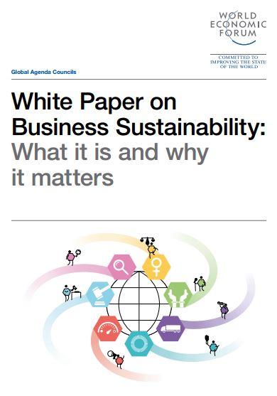 Un informa sobre las ventajas de la sostenibilidad en las empresas