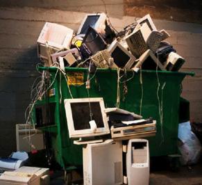 Entre los tipos de residuos que más están creciendo con diferencia a nivel mundial, destaca el derivado de los aparatos eléctricos y electrónicos (RAEE).