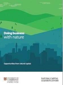 El informe recoge datos que permiten a las empresas comprender ampliamente las dependencias críticas que su actividad tiene de los recursos naturales, así como métodos para establecer prioridades.