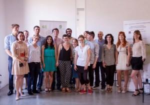 Al taller de Barcelona asistieron representantes de startups y pymes ecológicas, que compartieron sus respectivos casos sobre cómo transitar de manera exitosa hacia una economía más sostenible desde el punto de vista social, medioambiental y económico.