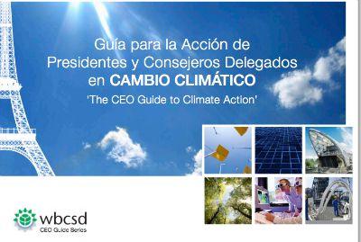 La guía documento realiza un llamamiento al compromiso de las empresas españolas para contribuir al objetivo de la lucha contra el cambio climático.