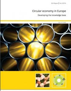El plan de acción sobre economía circular de la UE establece un gran número de iniciativas que abordan todas las etapas del ciclo de vida, en combinación con objetivos concretos en materia de residuos y el desarrollo de un marco de seguimiento en cooperación con la Agencia Europea del Medio Ambiente.