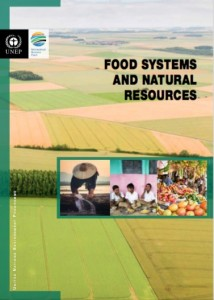 El informe propone la adopción de un sistema «inteligente de los recursos» de alimentos que se fundamente en tres principios: bajo impacto ambiental, uso sostenible de los recursos renovables y uso eficiente de todos los recursos.