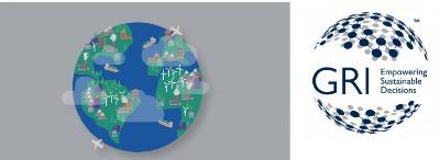 Los nuevos estándares cuentan con una estructura modular —compuesta por 36 módulos—, en la que cada norma está relacionada con las demás. En conjunto, representan la mejor práctica mundial para informar sobre una serie de impactos económicos, ambientales (como las emisiones de gases de efecto invernadero, el consumo de agua y energía) y sociales (prácticas laborales).