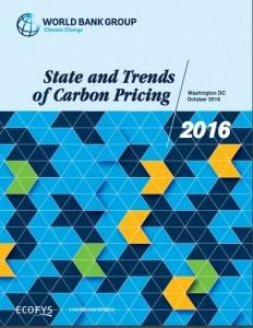 El valor total del volumen de derechos de emisión movido en 2016 y de los impuestos al carbono está por debajo de los 50 000 millones de dólares, lo que supone que se mantiene en niveles de 2015. «Esta estabilidad se debe a aumentos en las diversas tasas de impuestos sobre el carbono compensadas por los menores precios del carbono en la mayoría de los ETS», aclaran los expertos.