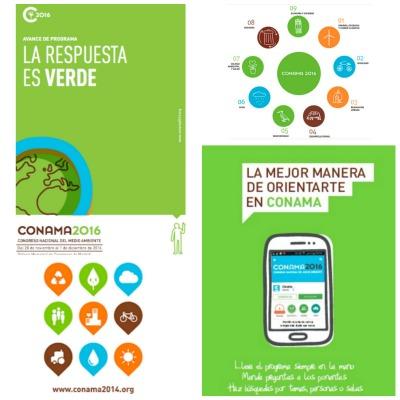 Desde el próximo lunes 28 de noviembre y hasta el 1 de diciembre, el Palacio Municipal de Congresos del Campo de las Naciones en Madrid albergará la 13.ª edición del Congreso Nacional del Medio Ambiente (Conama 2016). Durante el evento de este año, también tendrá lugar la celebración de la 12.ª edición del Encuentro Iberoamericano sobre Desarrollo Sostenible (EIMA).
