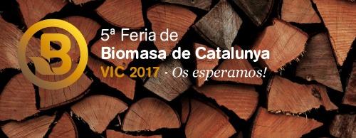 La V Feria de la Biomasa de Cataluña se celebrará en Vic (Barcelona) desde mañana y hasta el viernes 25 de febrero, con el fin de impulsar el aprovechamiento de la biomasa forestal y otros tipos de biomasa como la agrícola, por su eficiencia energética y el potencial que tienen para ayudar a cumplir los compromisos adoptados en el paquete comunitario sobre energía y lucha contra el cambio climático, así como en el pacto para la transición energética de Cataluña.