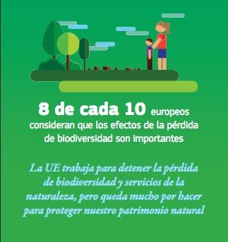 Las Directivas sobre Aves y Hábitats están en el centro de los esfuerzos de conservación de la UE. Permite que los 28 Estados miembros trabajen juntos para proteger nuestras especies y hábitats más vulnerables. Su eje central es la creación de la Red Natura 2000, la red coordinada de espacios protegidos más grande del mundo, con más de 27 000 espacios naturales protegidos que abarcan un millón de kilómetros cuadrados, lo que representa un 18 % de la masa continental de la UE y cerca de un 6 % de su superficie marítima.