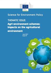 Medidas agroambientales para reducir el impacto de la agricultura en el medioambiente europeo.