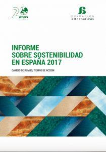 Informe sobre sostenibilidad en España 2017
