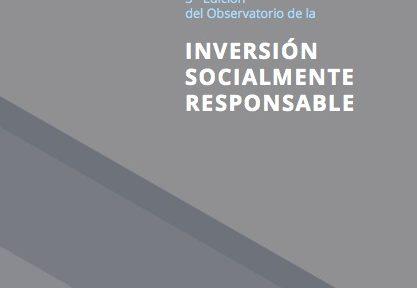 3.º Observatorio de la Inversión Socialmente Responsable