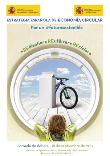 Según los cálculos de la Comisión Europea, la economía circular podría llegar a crear 400 000 puestos de trabajo en toda Europa.