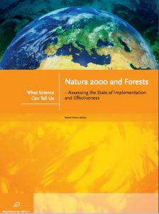 What Science can tell us: Natura 2000 and forests, assessing the state of implementation and effectiveness