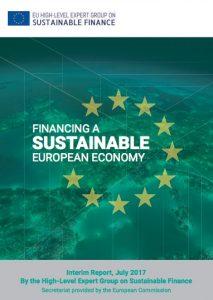 Los expertos destacan que las sugerencias para la creación de un sistema de clasificación de activos sostenibles, un estándar europeo y una etiqueta para los bonos verdes tienen un gran potencial.