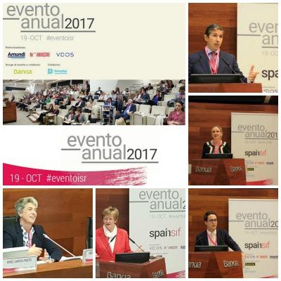 El octavo aniversario del Evento Anual de Spainsif contó con la asistencia de más de 200 representantes del sector de las finanzas, los seguros, gestoras de activos, proveedores de servicios de Inversión Socialmente Responsable (ISR), la academia, organizaciones sin ánimo de lucro y sindicatos.