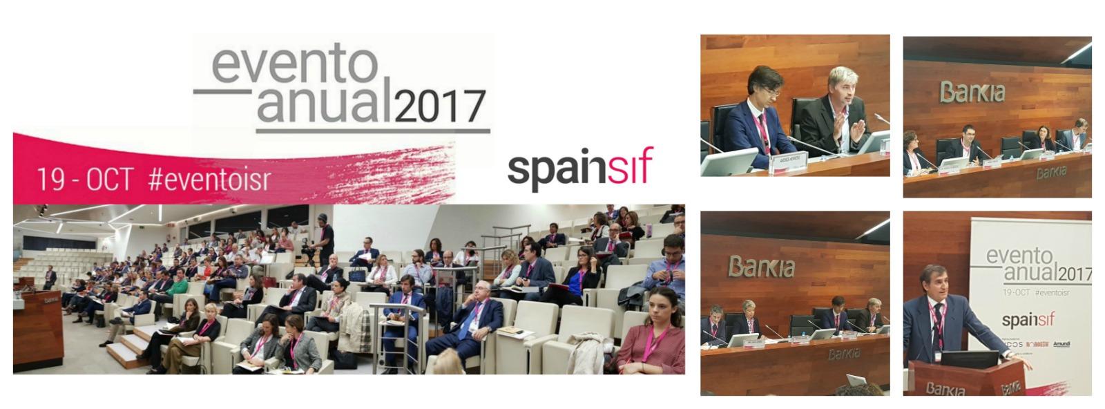 Durante el VIII Evento Anual de Spainsif se destacó que todos los países del norte de Europa aplican criterios ASG en sus fondos de pensiones.