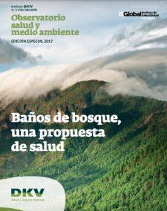 Los bosques y espacios verdes mejoran la salud y calidad de vida percibida,