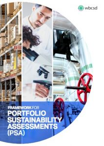 Framework for Portfolio Sustainability Assessments