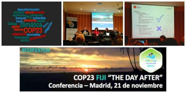 Valvanera Ulargui, directora general de la Oficina Española de Cambio Climático (OECC), avanzó que habrá un borrador de la Ley de Cambio Climático y Transición Energética a principios de 2018.
