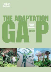 El informe se centra en una de las cuestiones clave que surge a la luz del establecimiento de los objetivos climáticos: ¿Cuáles son las formas de avanzar para evaluar el progreso hacia el objetivo global de adaptación?