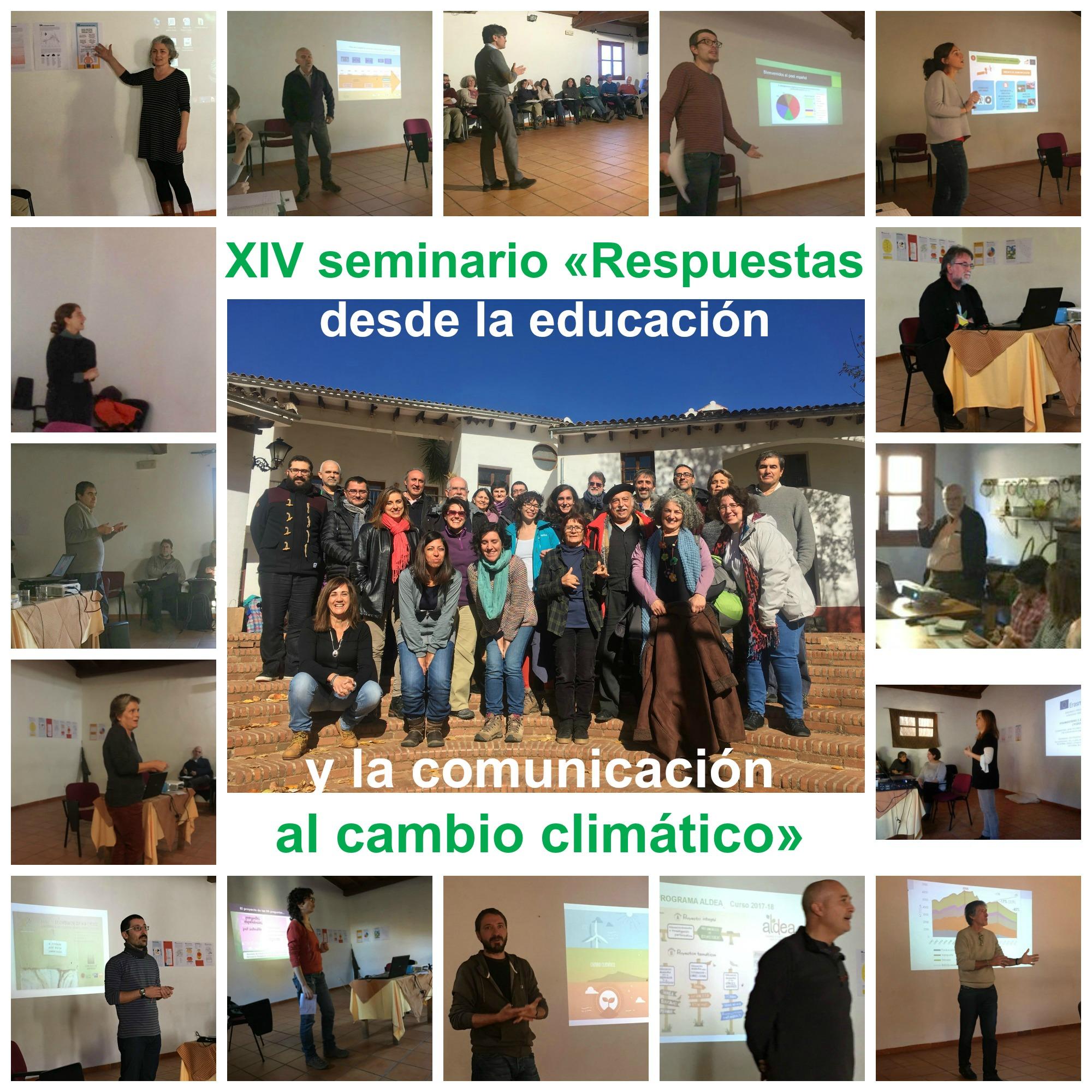 El Centro de Naturaleza El Remolino en Cazalla de la Sierra (Sevilla) ha servido de residencia y lugar de encuentro de los participantes en la 14.ª edición del seminario «Respuestas desde la educación y la comunicación al cambio climático».