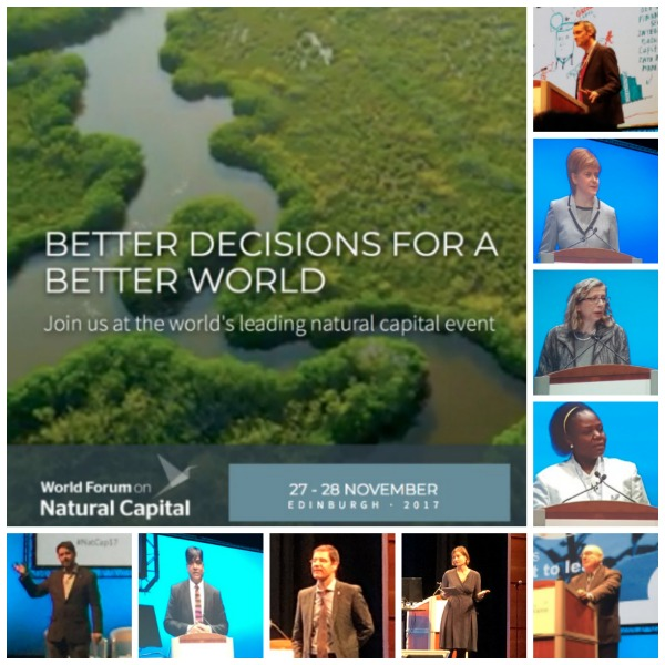 World Forum on Natural Capital 2017