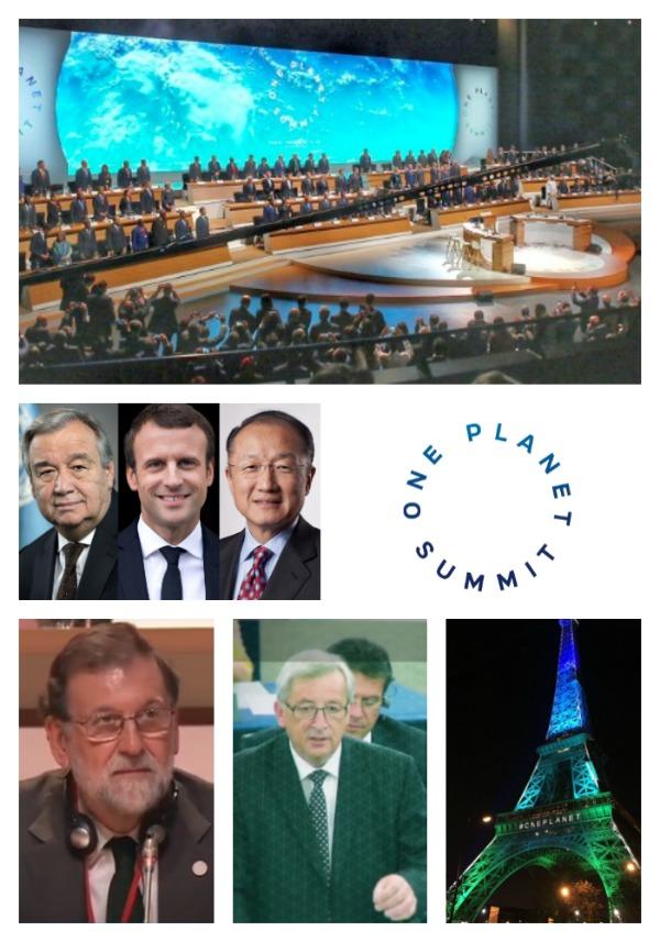 En el marco de One Planet Summit, el presidente del Grupo del Banco Mundial, Yim Yong Kim, adelantó que su organización dejará de financiar proyectos de extracción de petróleo y gas a partir de 2019.