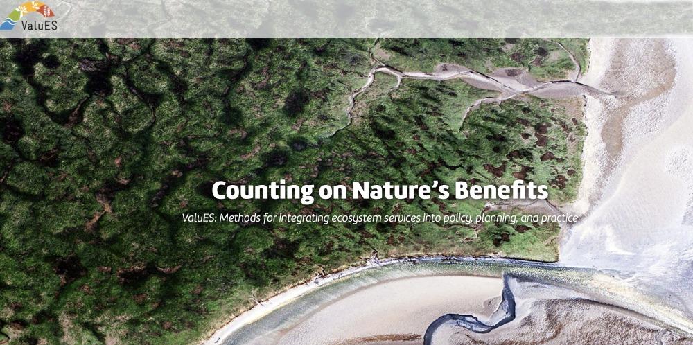ValuES es un proyecto global que persigue apoyar a expertos, consultores y tomadores de decisión en ministerios y organizaciones diversas sobre cómo integrar los servicios ecosistémicos en los procesos de planificación y toma de decisión.