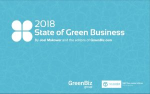 State of Green Business 2018
