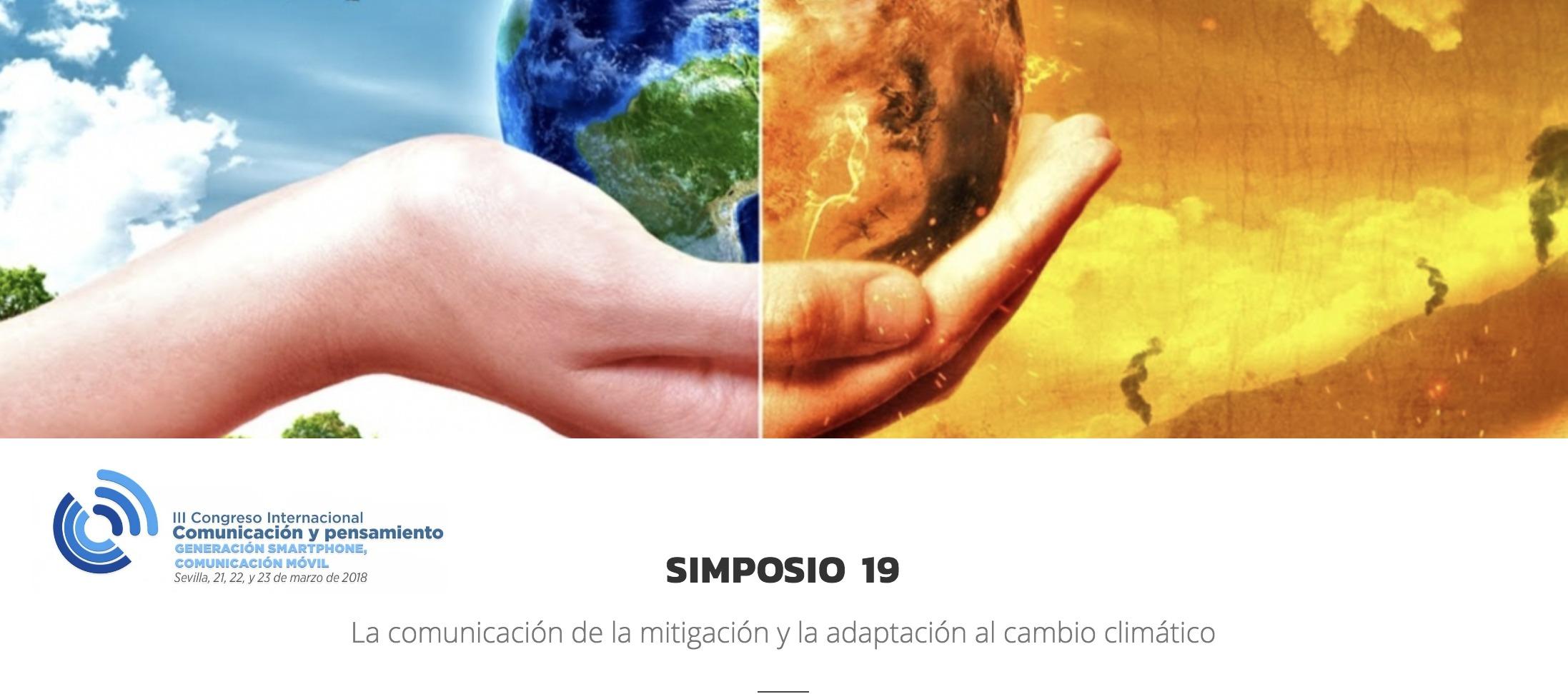 Entre las alternativas para impulsar la mitigación y adaptación al cambio climático también se cuentan el fomento de la investigación, la educación y la comunicación en este ámbito. Precisamente en estas disciplinas pone el enfoque el programa del simposio.
