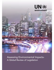 Assessing Environmental Impacts: A Global Review of Legislation