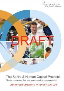 Borrador del Protocolo del Capital Social y Humano
