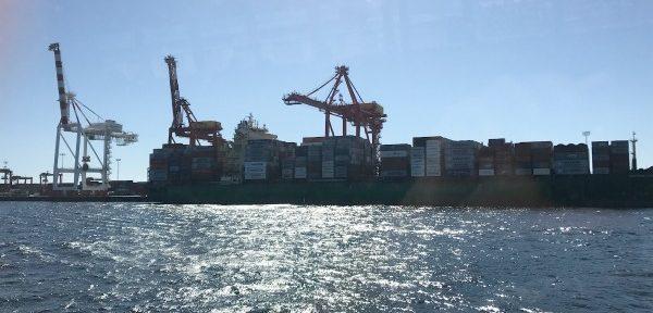 El sector marítimo trabajará para recortar sus emisiones un 50 % para 2050 en comparación con 2008