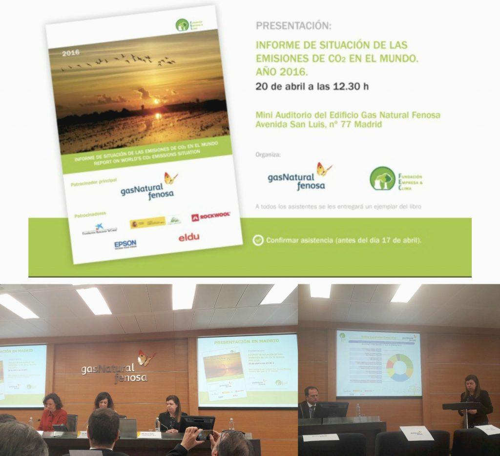 Valvanera Ularqui, directora de la Oficina Española de Cambio Climático, avanzó que la futura Ley de cambio climático y transición energética incluirá (LCCTE) objetivos a medio y largo plazo, un mensaje que traslada certidumbre de cara a las inversiones.
