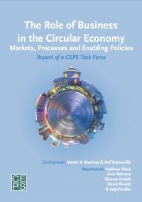 Los cinco impulsores clave de la transición hacia sociedades y economías circulares identificados en el informe son el medioambiente, la sostenibilidad, la competitividad, la inversión, la digitalización y la seguridad en el suministro de recursos.