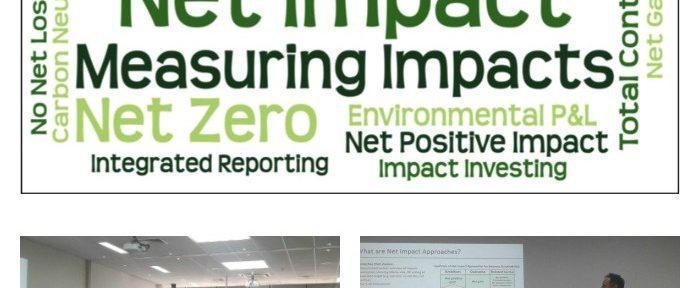 Una de las cuestiones que suscitaron especial interés por parte de los asistentes fue el debate sobre qué es necesario para escalar los enfoques de impacto neto e integrar el capital natural en las decisiones.