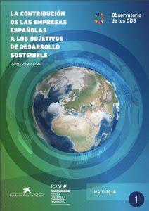 La contribución de las empresas españolas a los Objetivos del Desarrollo Sostenible