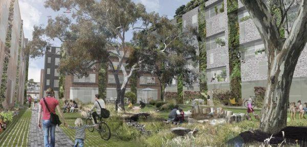 El diseño urbano sensible a la biodiversidad tiene como objetivo proteger las especies nativas y los ecosistemas en los lugares donde habitan y trabajan las personas.