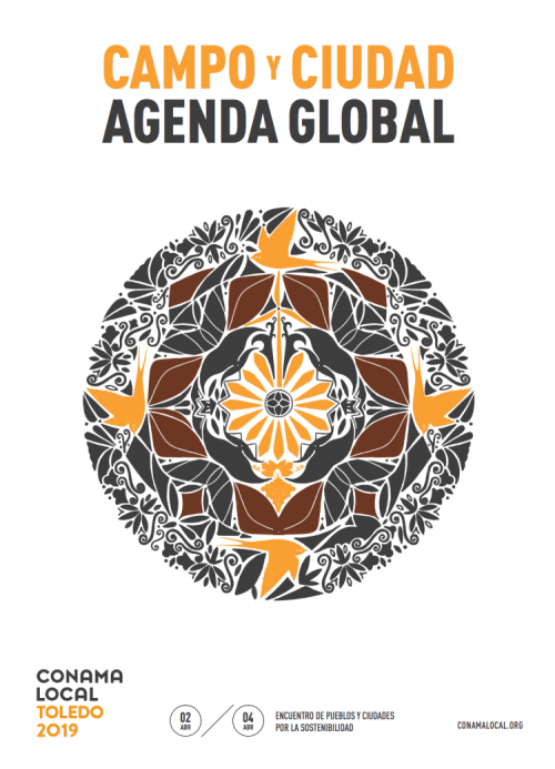 Campo y Ciudad. Agenda Global. Conama Local Toledo 2019